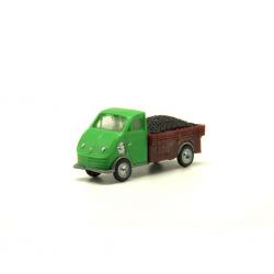 DKW F89 carbón