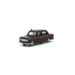 Seat 124 Taxi Madrid (Black)