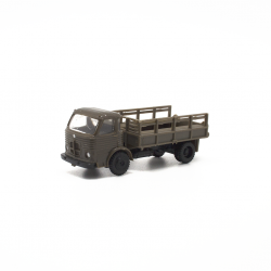 Pegaso Comet military with fences
