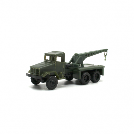 Camión GMC 2,5 Tn grúa