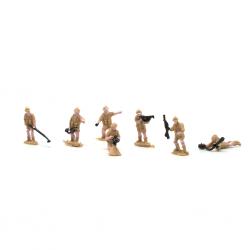 Bolsa infantería Inglesa 8º ejército