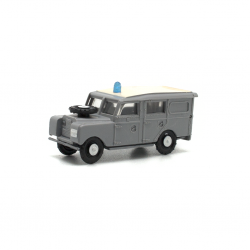 Land Rover largo Armored police