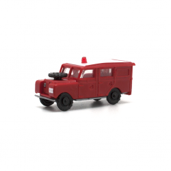 Land Rover Largo Bomberos