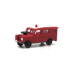 Land Rover Largo Feuerwehr