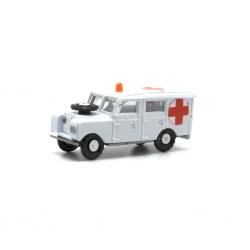 Land Rover Largo Ambulancia