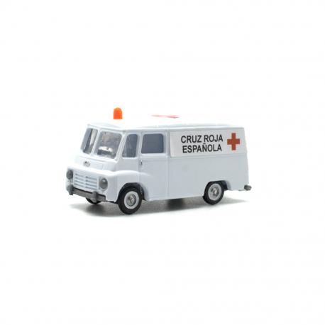 Austin Sava 2 TN Ambulancia