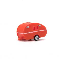 Remolque caravana