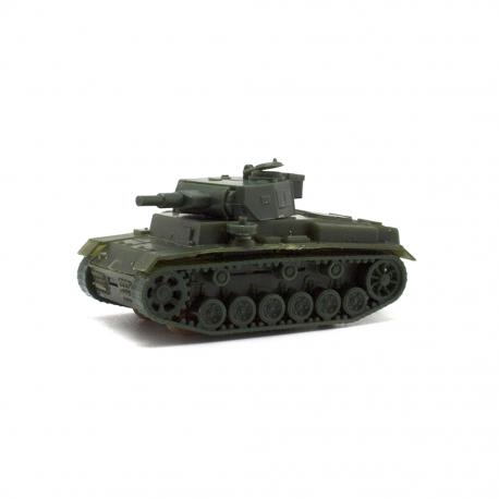 Panzer III - Alemania