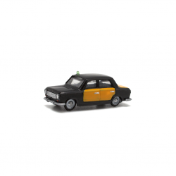 Seat 124 Taxi Barcelona