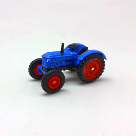 Hanomag Barreiros Azul-rojo