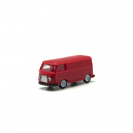 Ford FK 1000 Furgoneta Rojo