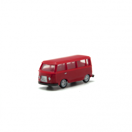 Ford FK 1000 Microbús Rojo