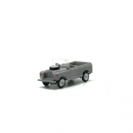 Land Rover corto