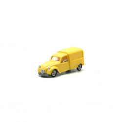 Citroën 2 CV furgoneta