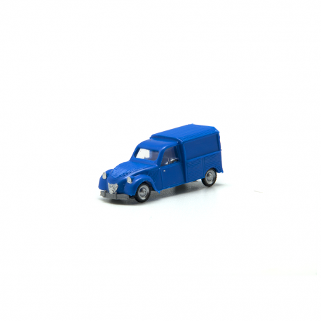 Citroën 2 CV furgoneta Amarillo