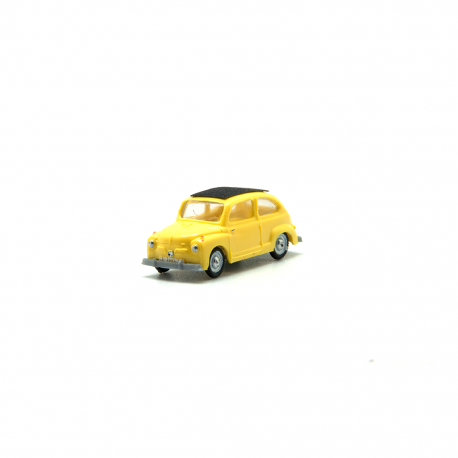Seat 600 descapotable Amarillo