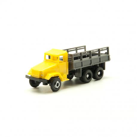 Camión G.M.C. Amarillo