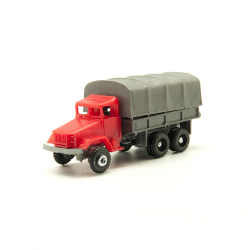 Camion G.M.C avec Toile