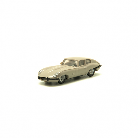 Jaguar E Type Gris