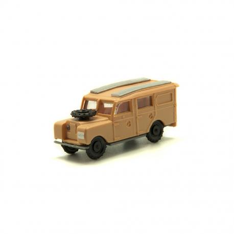 Land Rover largo safari