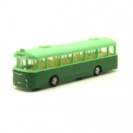 Autobús Chausson Verde-Amarillo