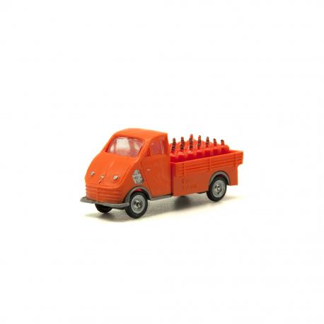 DKW F89 Butano con bombonas Naranja