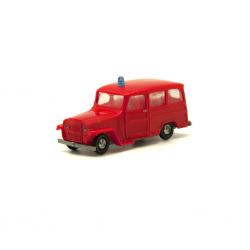 Jeep Wagoneer pompiers
