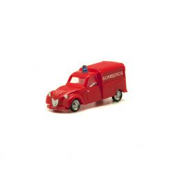 Citroën 2CV pompiers