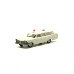 Plymouth Suburban Ambulance