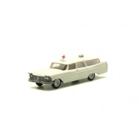 Plymouth Suburban Ambulancia