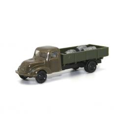 Magirus military truck