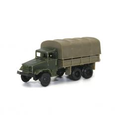 Camion GMC 2,5 Tn avec Toile