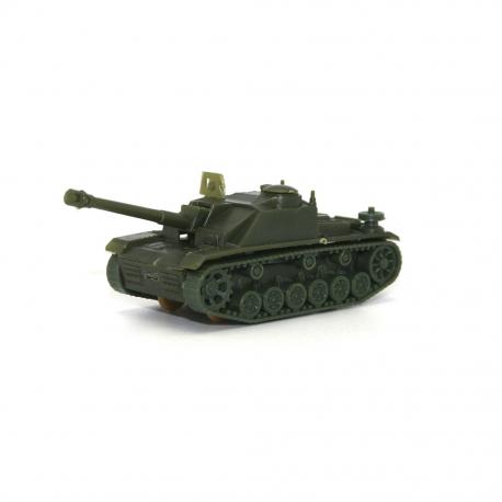 Carro de asalto Panzer III - Alemania