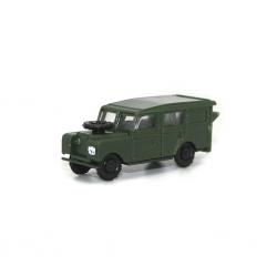 Land Rover militar