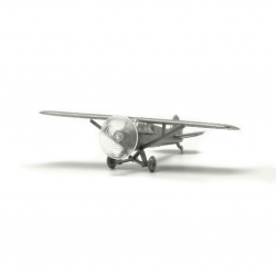 Piper Club plane