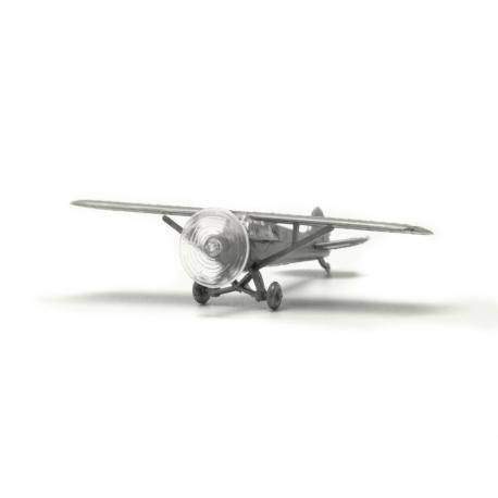 Avioneta Piper Club Plata