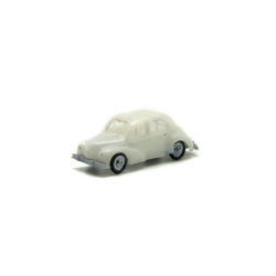 Renault 4 CV Fluoreszierend