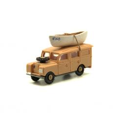 Land Rover largo Canoë (Édition limitée)