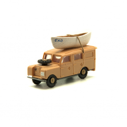Land Rover largo Canoe (Limited edition)