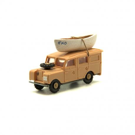 Land Rover largo Canoa (Edición Limitada)