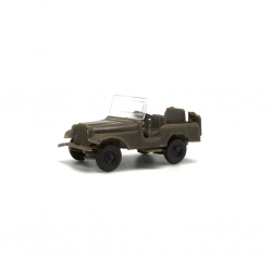 Jeep Willys militaire