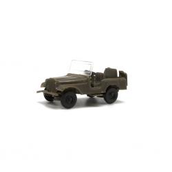 Jeep Willys Militär
