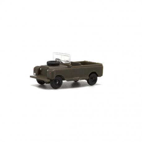 Land Rover corto militar