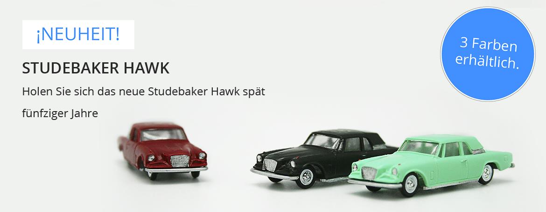 Studebaker Hawk Neuheit
