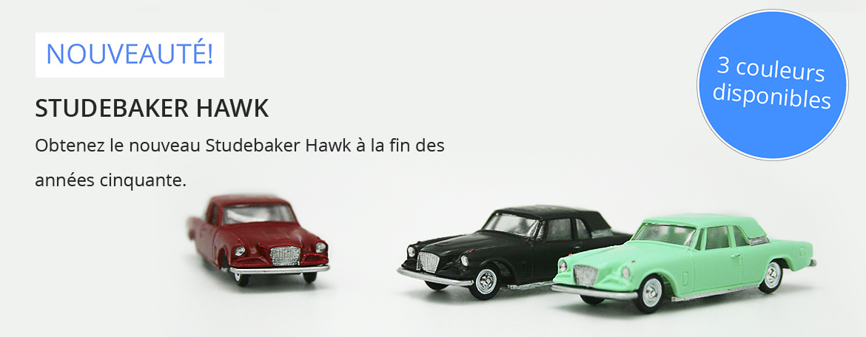 Studebaker Hawk Nouvelle