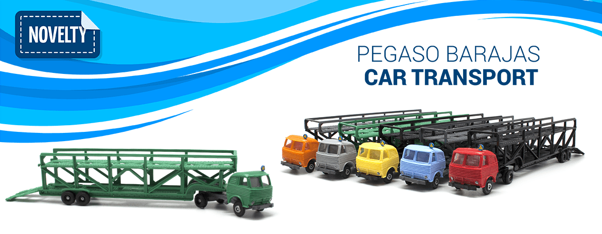 Pegaso Barajas car transport