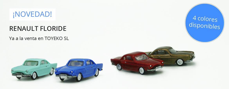 Nuevo Renault Floride