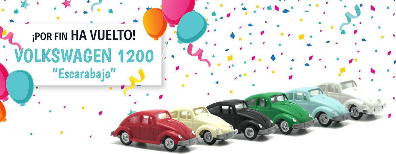 ¡NOVEDAD! Volkswagen 1200